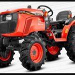 New Launch Kubota Neo Star B2741 27 HP Compact Tractor Info.
