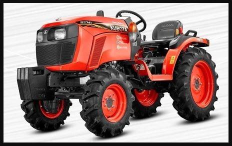 Kubota Neo Star B2741 (4Wd) Compact Tractor price specs
