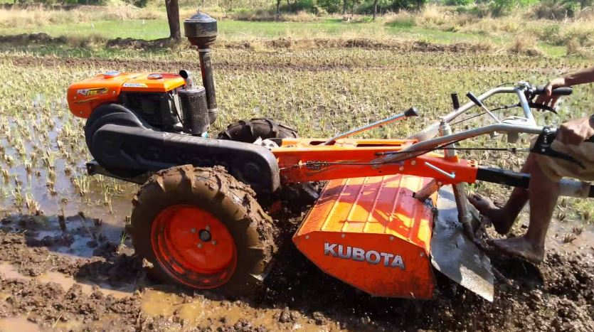 Kubota Pem 140di Power Tiller Overview