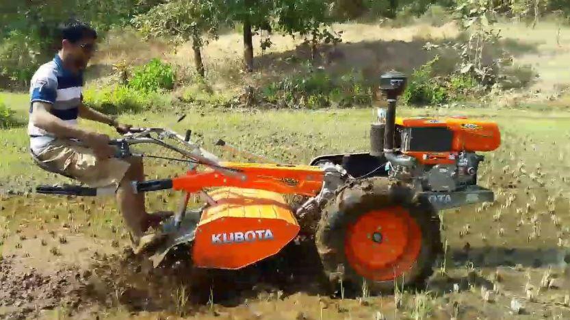 Kubota Pem 140di Power Tiller Price in India