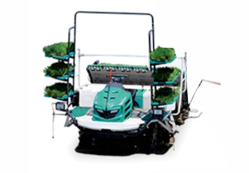 Kubota SPV-6MD Rice Transplanter