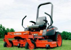 Kubota Z121S Zero-Turn Mower Overview