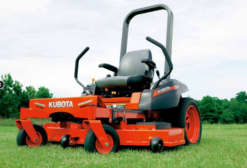 Kubota Z122E Zero-Turn Mower price