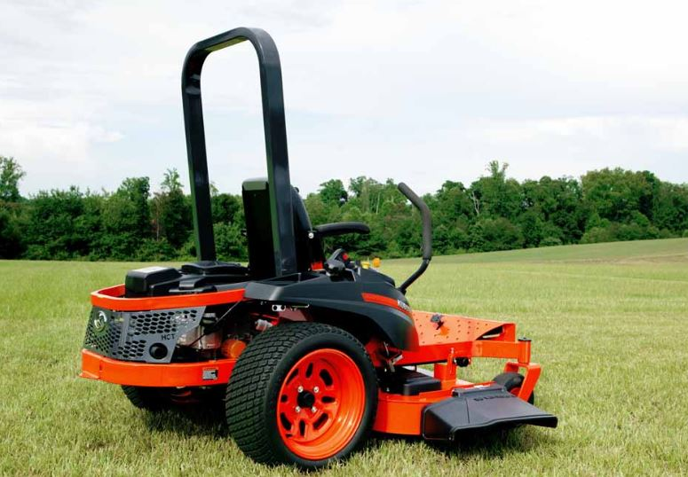Kubota Z122E Zero-Turn Mower specs