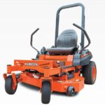 Kubota Z122R Zero-Turn Mower Information