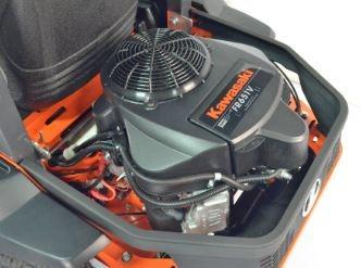 Kubota Z122R Zero-Turn Mower engine
