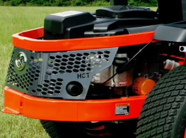 Kubota Z125E Zero-Turn Mower engine