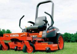 Kubota Z125S Zero-Turn Mower Overview