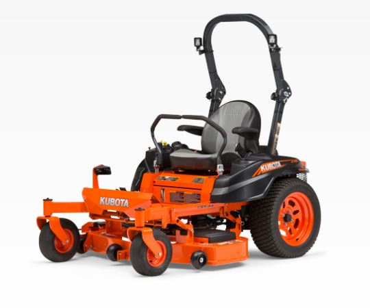 Kubota Z411KW-48 Zero-Turn Mower Overview