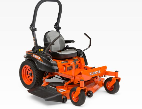 Kubota Z421KW-54 Zero-Turn Mower Overview