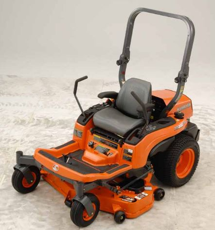 Kubota ZG227-54 Zero-Turn Mower Overview