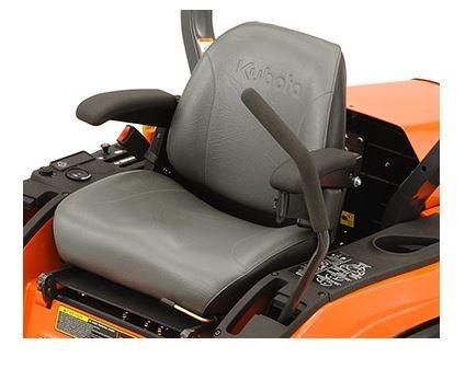 Kubota ZG227-54 Zero-Turn Mower comfort