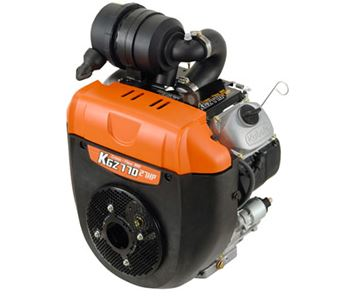 Kubota ZG227-54 Zero-Turn Mower engine