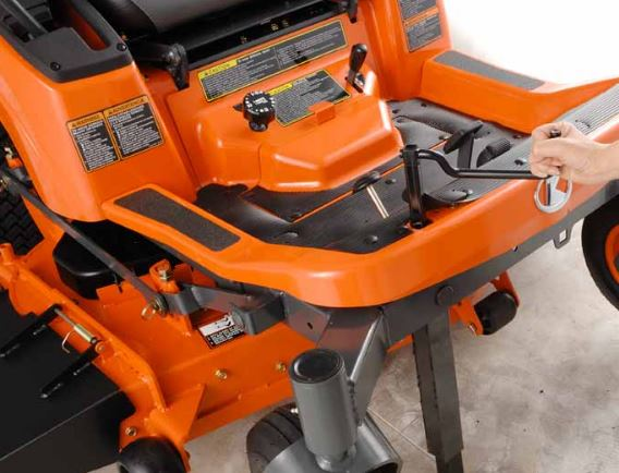 Kubota ZG227-54 Zero-Turn Mower maintenance