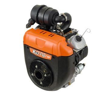 Kubota ZG327-60 Zero-Turn Mower engine