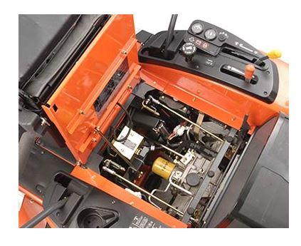 Kubota ZG327-60 Zero-Turn Mower maintenance