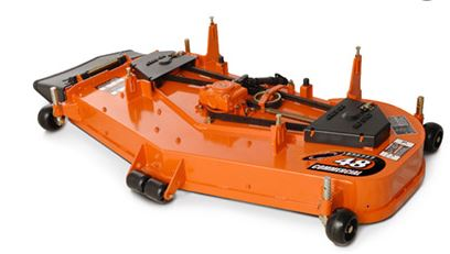 Kubota ZG332LP-72 Zero-Turn Mower deck