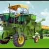 NEW HIND 599 Tractor Driven Combine Harvester Price & Specifications