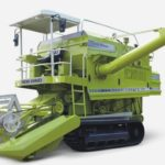 NEW HIND 699 Track Combine Harvester Price, Specs & Features