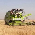New HIND 999 Self Combine Harvester Price, Specifications & Key Facts