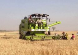 New HIND 999 Combine Harvester price specs features