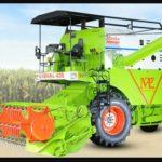 Vishal 435 Combine Harvester Overview Price Specs & Images