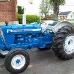 Ford Tractor Serial Numbers X