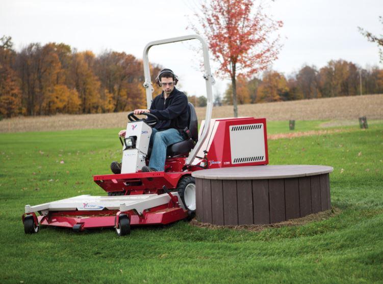 Ventrac 3400Y Compact Tractor