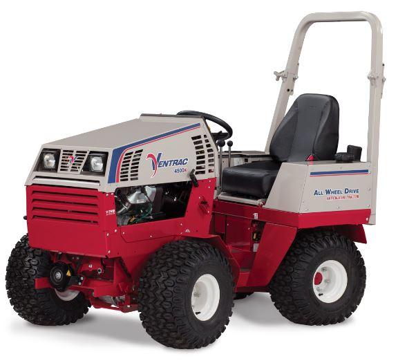 Ventrac 4500K Tractor Price