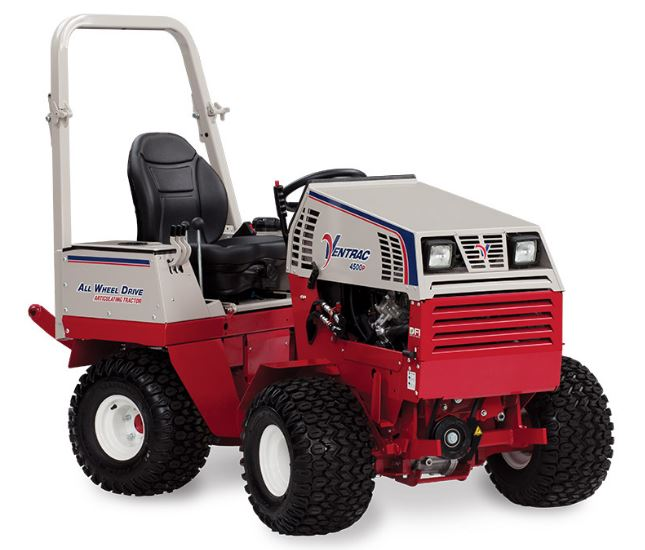 Ventrac 4500P Tractor Overview