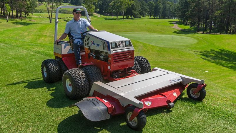 Ventrac 4500P Tractor Specifications