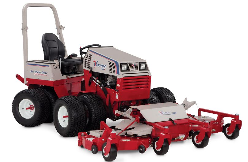 Ventrac 4500P Tractor Standard Features