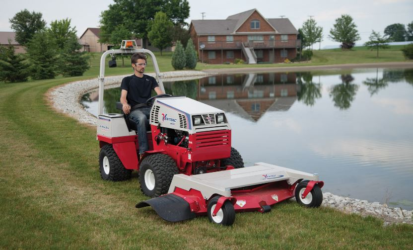 Ventrac 4500Y Tractor Specifications