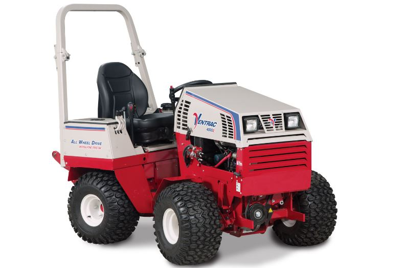 Ventrac 4500Z Compact Tractor Overview