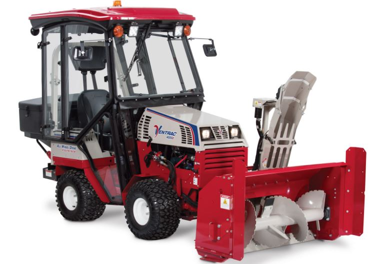 Ventrac 4500Z Compact Tractor Specifications