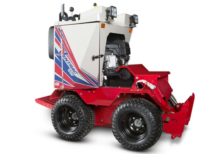 Ventrac SSV Tractor Overview