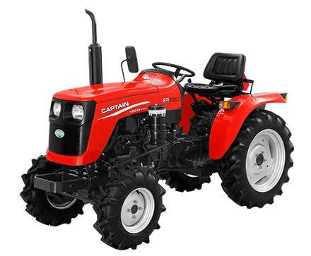 Captain 120 DI Tractor 4 WD