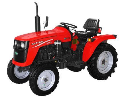 Captain 120 DI Tractor