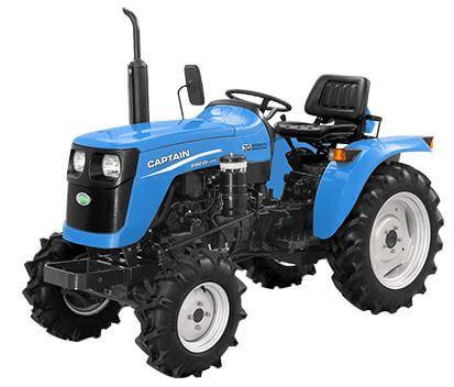 Captain 200 DI 4WD Tractor