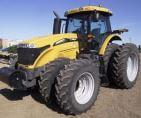 Challenger MT655E Tractor