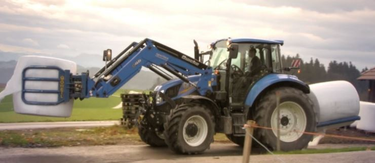 Hydraulic-System-Of-New-Holland-T5.115