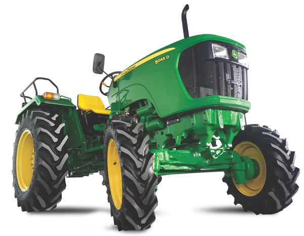 John Deere 5045 Price in India