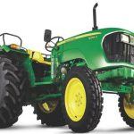John Deere 5055 E 55 HP Tractors Engine Details Price Review And Specification