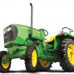 John Deere Agroman 5036C 35 HP Tractor Price Specs & Review