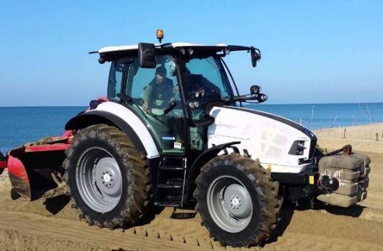 Lamborghini Nitro 110 VRT Tractor