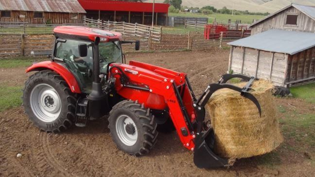 McCormick X7 Pro Drive Tractor Hydraulic system