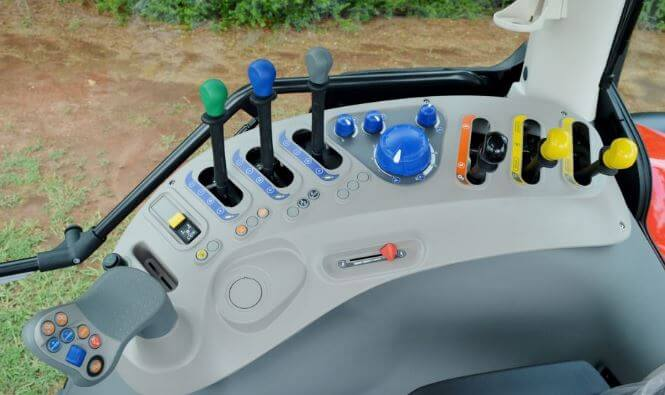 McCormick X7 Pro Drive Tractor Transmission