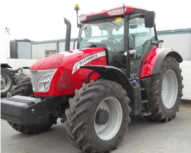 McCormick X7.440 Tractor