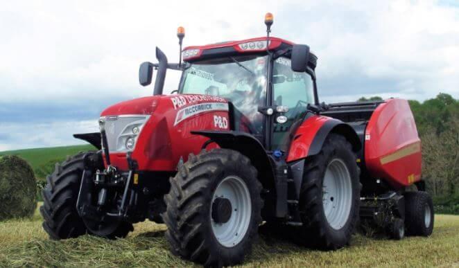 McCormick X7.660 Tractor