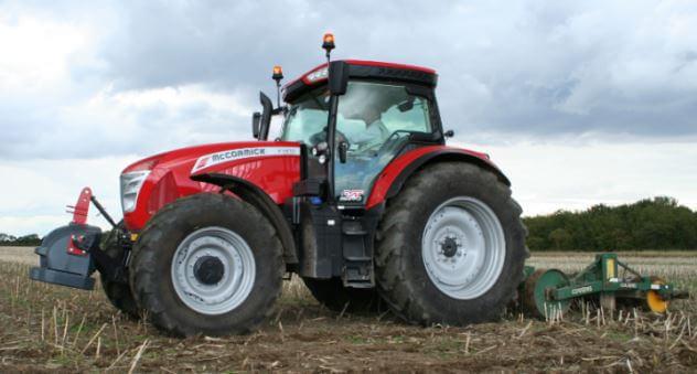 McCormick X7.670 Tractor